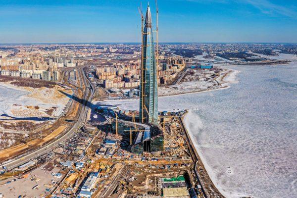 Зачем Петербургу небоскребы?