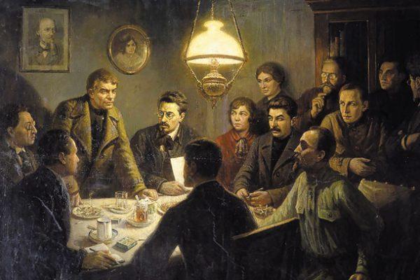 Роковой вечерок на Карповке