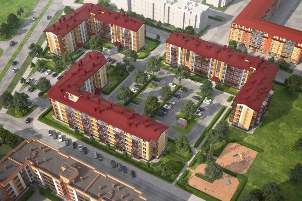 ЖК «Образцовый квартал 4» аккредитован первыми банками.