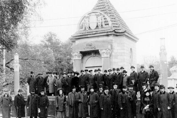 110 лет назад (из петербургских газет)