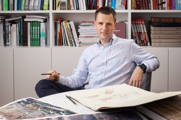 Главный архитектор Москвы Сергей Кузнецов вошел в Международный совет конкурса «Золотой Трезини»
