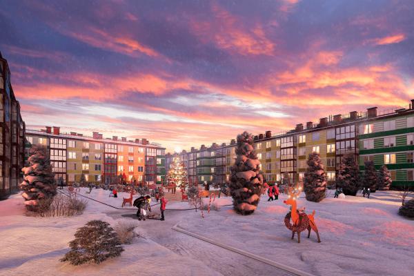 Застройщик «Терминал-Ресурс» объявил о старте продаж нового жилого комплекса