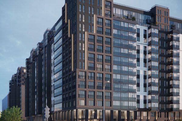 Bonava получила разрешение на строительство шестой очереди ЖК Magnifika Lifestyle