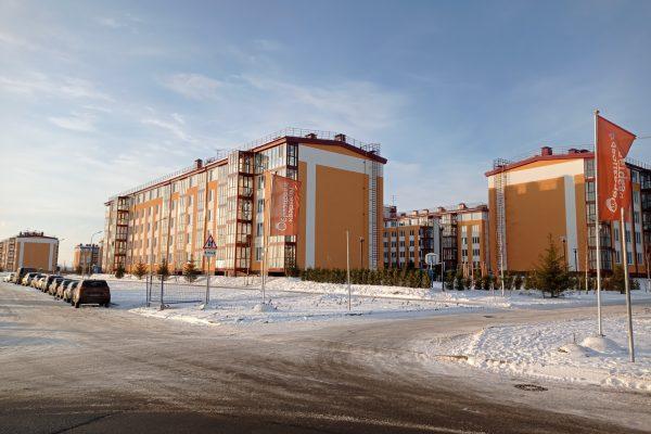 Сколько стоит квадратный метр нового жилья в Санкт-Петербурге