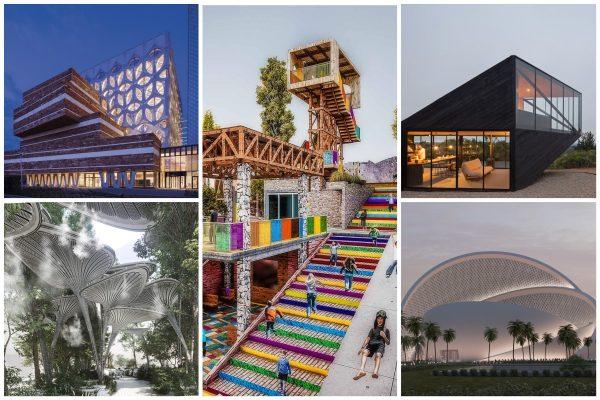 На конкурс «Золотой Трезини-2021» принято более 200 проектов