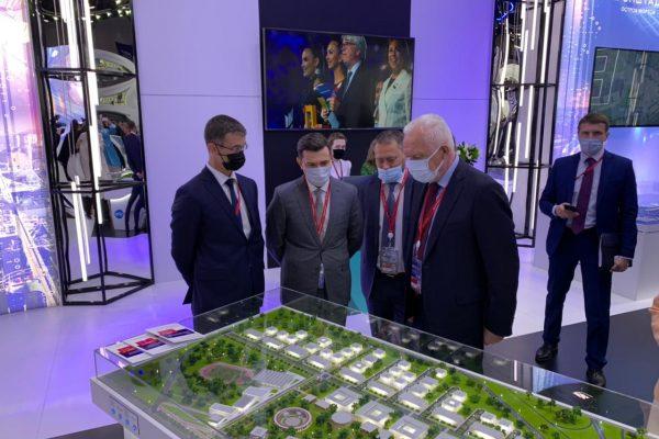 Власть уделяет повышенное внимание проектам науки, образования и развития территорий