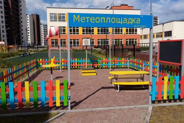 Детский сад, возведенный Setl Group, открылся в Красносельском районе