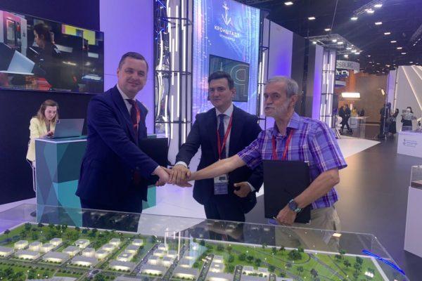 На базе ИТМО Хайпарк будет создан первый в России центр промышленного симбиоза