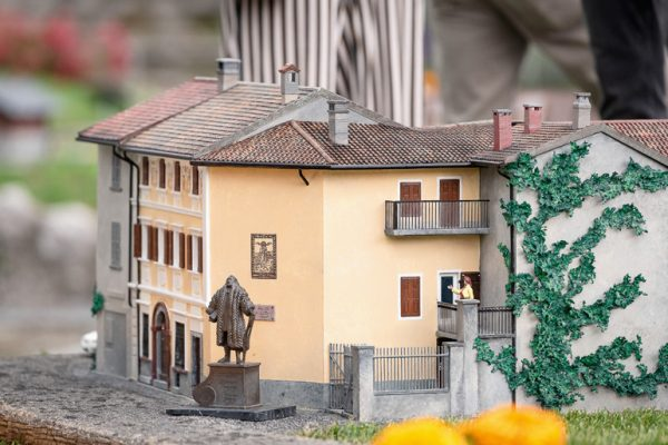 Доменико Трезини появился в «Швейцарии в миниатюре»