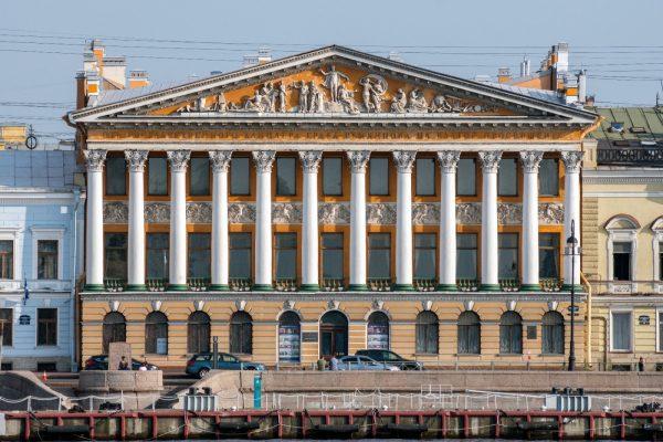 В Петербурге откроется вторая международная выставка «Архитектура как искусство»